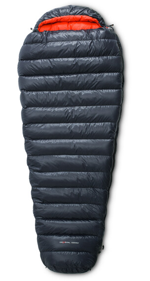 Yeti V.I.B. 250 Sleeping Bag M, Zip L black